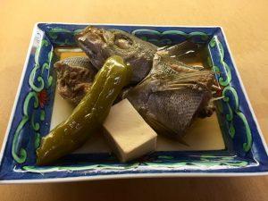 """""""魚の煮付け定食  Combo simmerd fish with rice""""の拡大写真"""